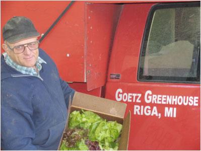 Goetz Greenery Ypsilanti Food Co Op
